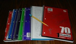 Retake old notebooks 002